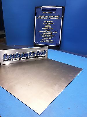 ".029"" x 12"" x 12""-Long 1008 Cold Rolled Steel Sheet --> 22 Gage 1008 Steel Sheet"