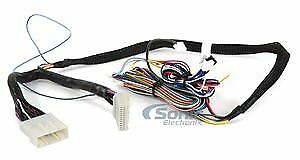 Crimestopper THAR-MAZ1 T-HARNESS FOR PUSH-TO-STA - T-Harness; Adapts To Two Diff