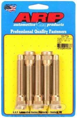 ARP Auto Racing 100-7724 FORD MUSTANG '94 - '04 FR - 1/2 Inch - 20 Thread Size;