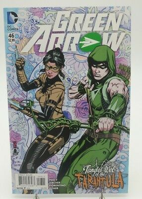 Green Arrow 46 New 52 Volume 4 January 2016 DC Comics Combined Shipping Discount