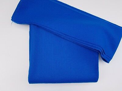 Royal blue Pool Table cloth 7x4 Speed cloth Strachen Super Pro