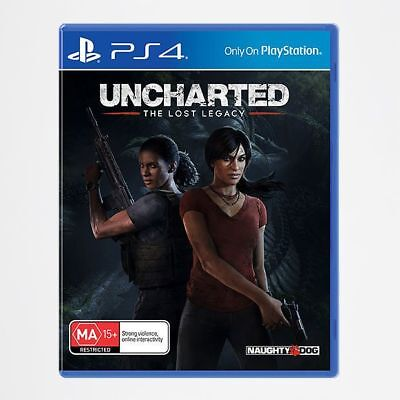 NEW Uncharted: The Lost Legacy - PS4