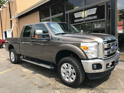 """2015 Ford F-250 4WD SuperCab 142"""" Lariat 20"""" Wheels  Navigation  Back Up Camera  Moonroof  Tow Package  Ford SYNC"""