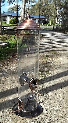 Tube Bird Feeder Free Post Aust Wide