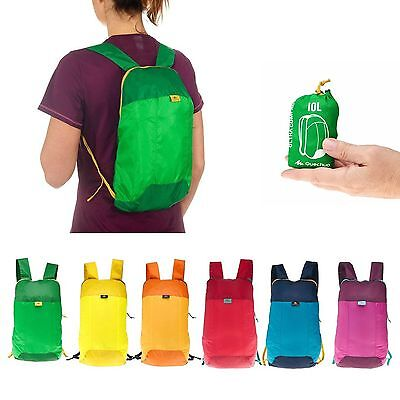 Quechua Ultralight Packable Foldable Waterproof Travel Backpack Daypack