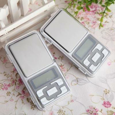 Pocket 200g x 0.01g Digital Scale Tool Jewelry Gold Herb Balance Weight Scale