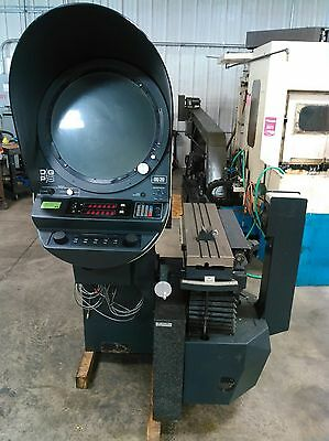 """20"""" Optical Gaging Products (OGP) Comparator Model OQ-20 w/Granite base"""