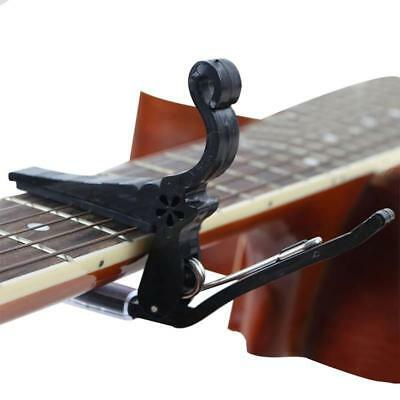 Trigger Quick Change Key Clamp Capo Kapodaster For Acoustic/Electric Guitar Hot