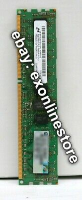 593339-B21 - 4GB (1x4GB) 1RX4 PC3-10600R DDR3 Memory Kit 591750-071 595424-001