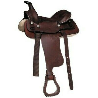Argyle Pony Western Saddle