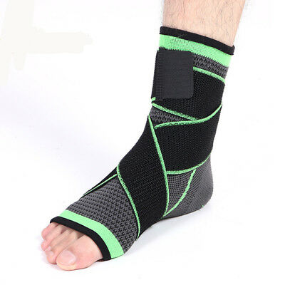 Compression Foot Sleeve Support Compressor For Heel Arch Ankle Sport Socks Brace