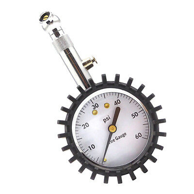 Automobile Tyre Air Pressure gauge Dial Meter Vehicle Tester High Precision