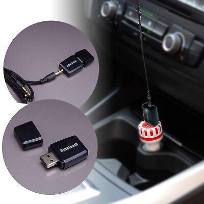 Bluetooth USB Dongle Adapter Stick Empfänger Receiver KFZ Musik Audio Kabel V4.1