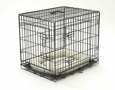 Premium Black ECoat Dog Crates