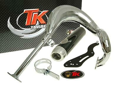 Auspuffanlage TURBOKIT Bajo RQ Chrom für Suzuki Street Magic
