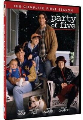 Party Of Five: The Complete First Season (DVD Used Like New)