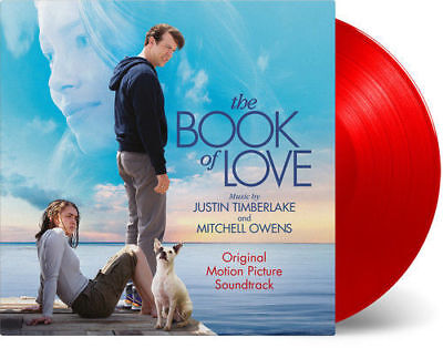 Justin Timberlake  – The Book Of Love numbered coloured LP  VINYL NEW!