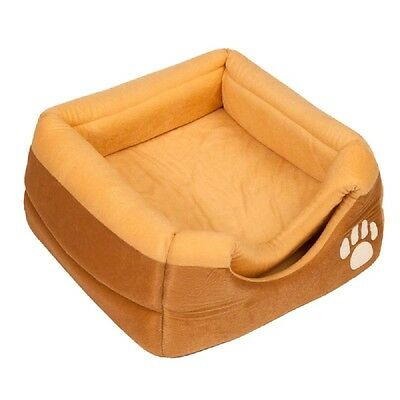 Cat Bed Den House 2 in 1 Cave Cosy Cushion Snuggle Hideaway Sleep Comfortable