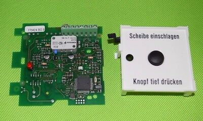 Novar Esser 804471 Elektronikmodul (D) für Druckkopfmelder Powered Loop PAM (492