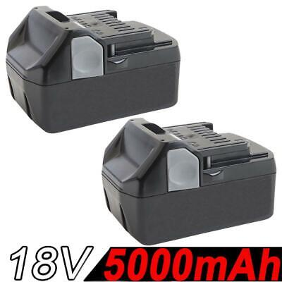2x 18V 6.0AH Battery For Makita BL1860 BL1840 BL1830 BL1815 LXT Lithium Ion