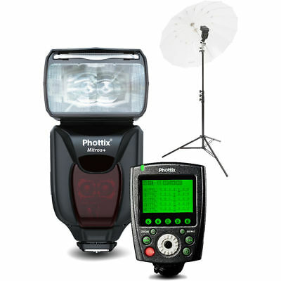 Phottix Mitros+ Portrait Anywhere 1 Kit for Nikon