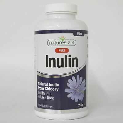 Natures Aid | Inulin Powder | 2 x 250g
