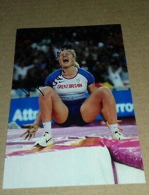 Holly Bleasdale Signed