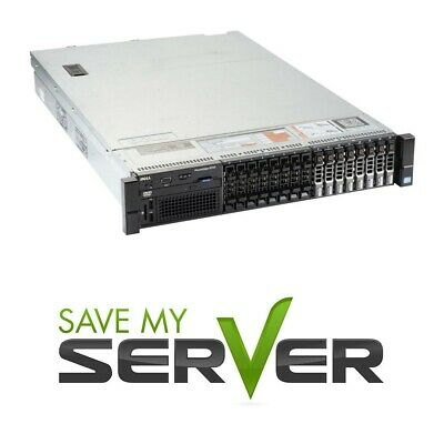 Dell PowerEdge R410 2x QUAD CORE 2.40GHz E5620 32GB RAM 1x TRAY QTY AVAILABLE