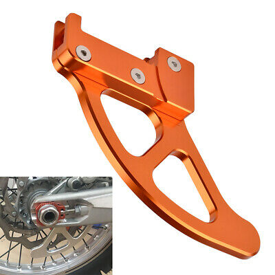 CNC Rear Brake Disc Rotor Guard Protector for KTM SX SX-F EXC XCW 125-530 04-17