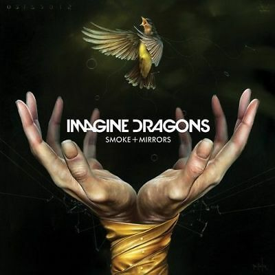 NEW-SEALED! Imagine Dragons - Smoke + Mirrors [CD]