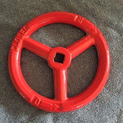 Fire Hydrant Valve Handle Collectable