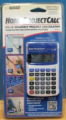 Calculated Industries - Home ProjectCalc - Model 8510 - NEW