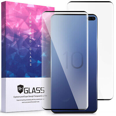 Tempered Glass Friendly Screen Protector For Samsung Galaxy S10 5G S10e S10 Plus