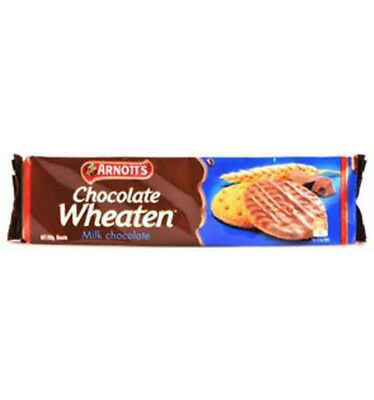 Arnotts Chocolate Wheaten Milk 200g
