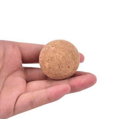 36mm cork solid wood wooden Table soccer table football balls baby football