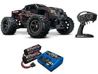 Traxxas X-Maxx 8S Limited Green Edition Brushless 1/5 4WD 2.4GHz TQi+POWER PACK3