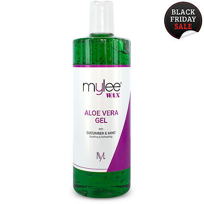 Mylee Aloe Vera Soothing Gel After Care Waxing Hair Removal Wax Treatment 500ml