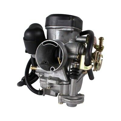 PERFORMANCE CARBURETOR 24mm FOR CHINESE SCOOTERS WITH 150cc GY6  MOTORS