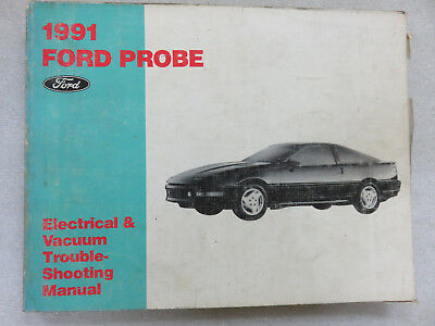 Excellent 1991 Ford Probe Diagrams Wiring Diagram Wiring Digital Resources Indicompassionincorg