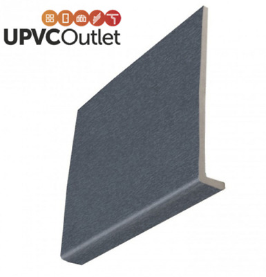 UPVC Fascia Board Cover 9mm Anthracite Grey or Plastic Window Cill Capping board
