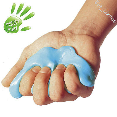 Therapy Putty Physio Recommended Finger Hand Strength Resistance Exerciser