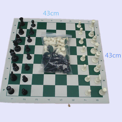set chessmen chess vintage Plastic pieces Complete Chessmen Without Chessboard