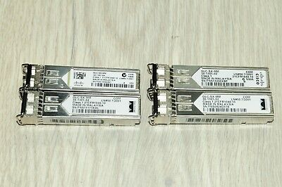 Genuine Cisco GLC-SX-MM 1000BASE-SX SFP Transceiver Module 1YrWty TaxInv