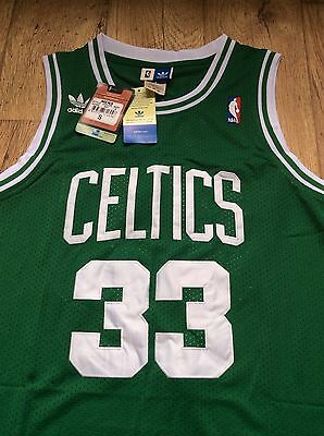 NBA Larry Bird #33 Boston Celtics RETRO Green Basketball jersey T-Shirt