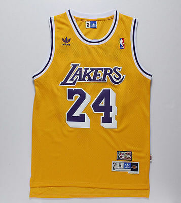 NBA Los Angeles Lakers #24 Kobe Bryant Basketball Swingman Jersey  T-Shirt