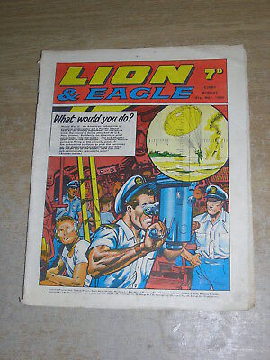 Lion & Eagle 31st May 1969