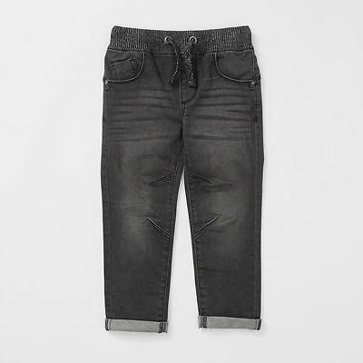 NEW Ribbed Waist Jeans