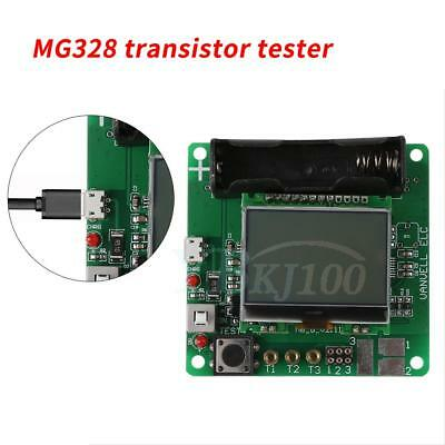 Version Of Inductor-capacitor ESR Meter DIY MG328 Multifunction Test Kits Hot