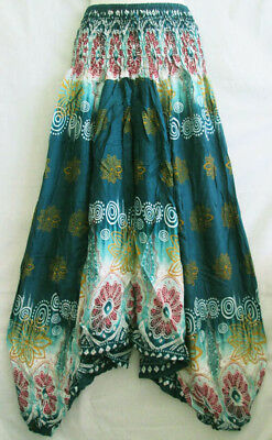New Hippie Genie Aladdin Alibaba Boho Baggy Pants Trouser Beach Unique PH12 CG