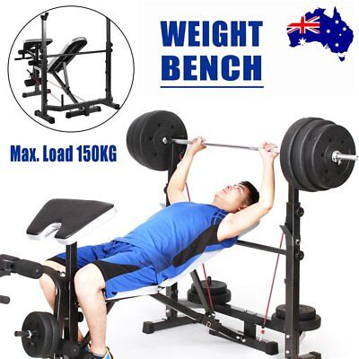 Weights Leg Curl Press Muscle Weight Bench Bodybuilding Exercise Equipment PP